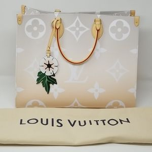BRAND NEW Louis Vuitton By the Pool Onthego GM